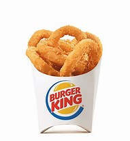 Image result for burger king onion rings