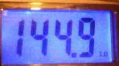 12-31-11 Last weigh in of the year :)